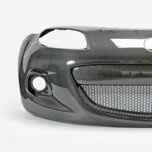 Jeggon Racing Carbon Facelift Stoßstange vorn Mazda MX5 NC