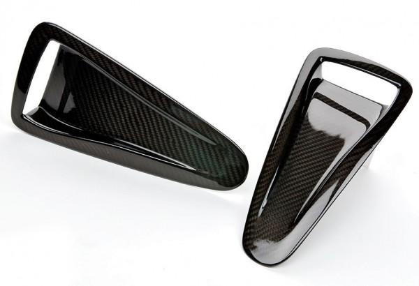 Jeggon Racing Carbon Naca Dutc Nissan GT-R