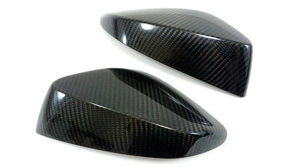 Carbon Spiegelkappen Toyota GT86 Subaru BRZ
