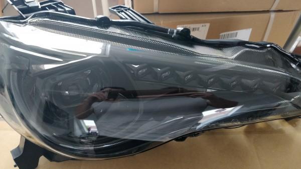 Coplus voll LED Scheinwerfer Toyota GT86 Subaru BRZ E Zeichen
