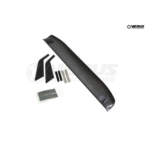 Verus High Efficiency Carbon Spoiler Toyota GT86 Subaru BRZ