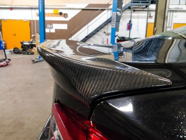 TRD Style Carbon Ducktail Toyota GT86 Subaru BRZ (Gutachten)