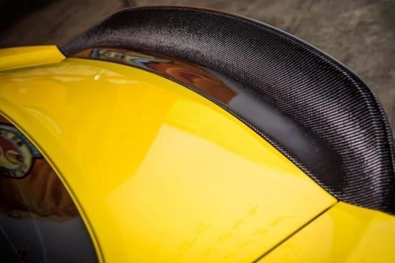 Jeggon Racing Carbon Ducktail Porsche 718 981 GT4
